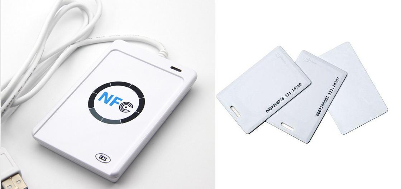 在Arch Linux 下攻击Mifare NFC 卡片的简明指南| DuckSoft's